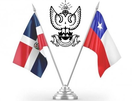 SCG33RD envía mensaje fraterno y solidario a la masonería escocesa chilena