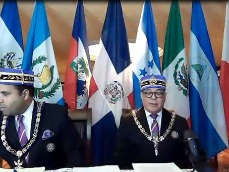 SCG33RD transfiere sede de la Conferencia de Supremos  Consejos de Centroamérica y el Caribe.
