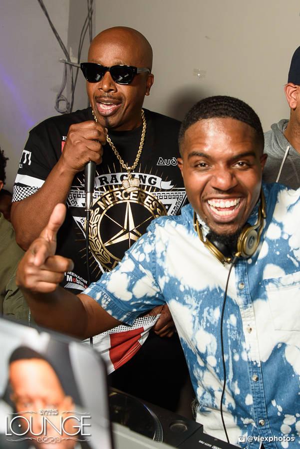 DJ R-Tistic & MC Hammer