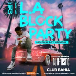 L.A. Block Party!