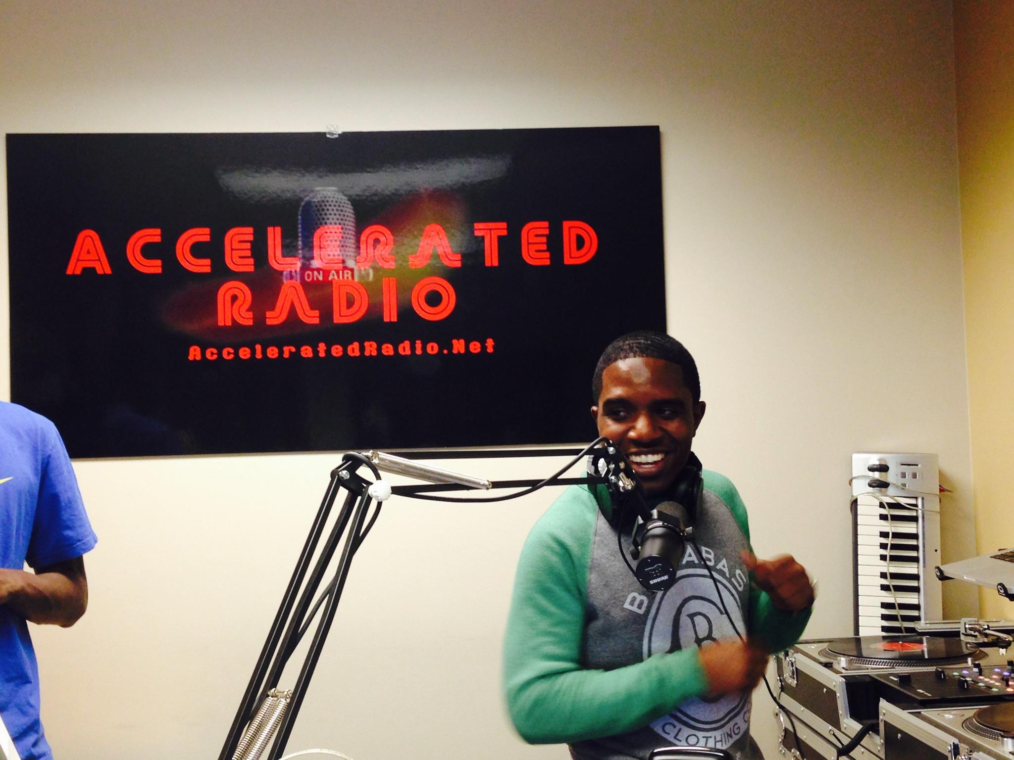 Accelerated Radio