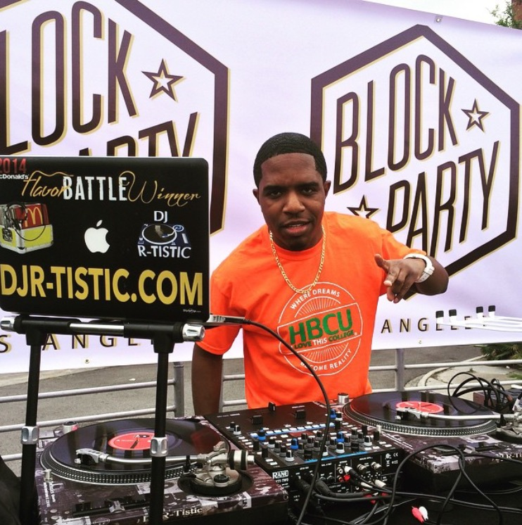 Block Party 2015 (Downtown L.A.)