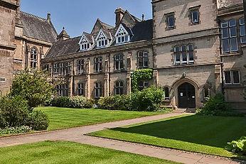 Harris Manchester College
