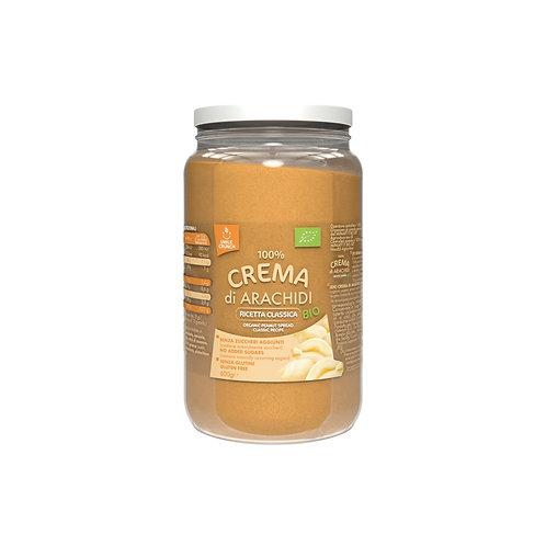 100% Crème de cacahuète Bio - 600g