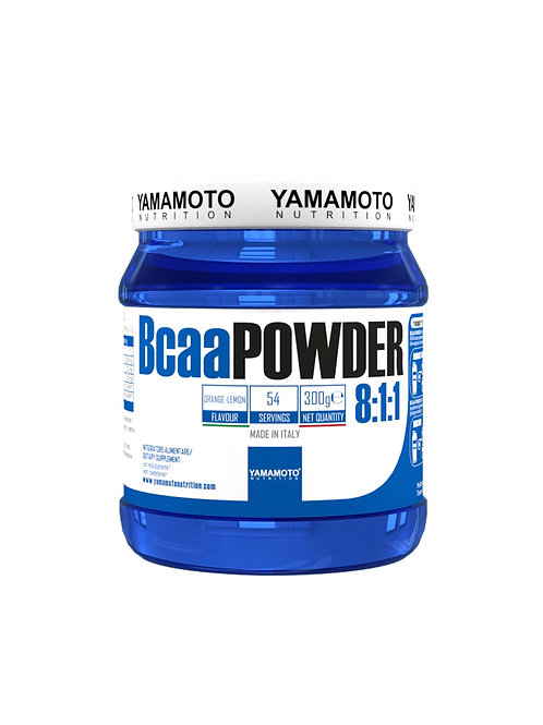 BCAA Powder 8:1:1 Yamamoto Nutrition