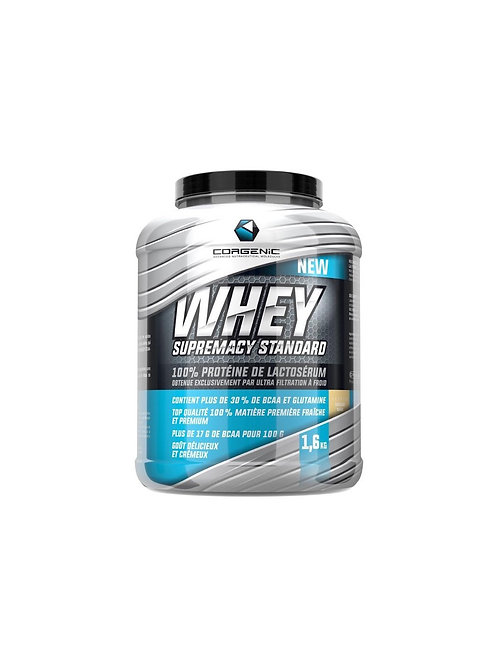 Whey Supremacy Standard - Corgenic 1,6Kg