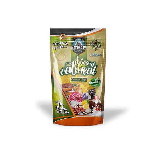 Farine d'avoine Aromatisée - 1kg