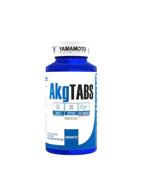 AKG Tabs Yamamoto Nutrition