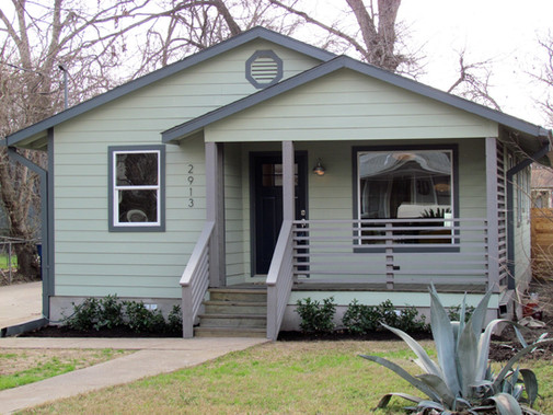 Before and After: East Side Bungalow