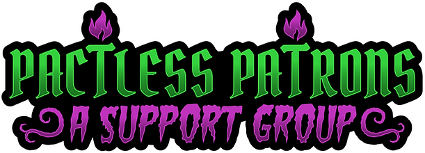 Pactless Patrons: A Support Group