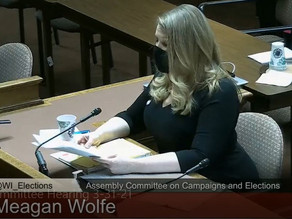 WI.Campaigns and Elections Committee Hearing; CTCL Facebook Monies Full 2 Hour Hearing