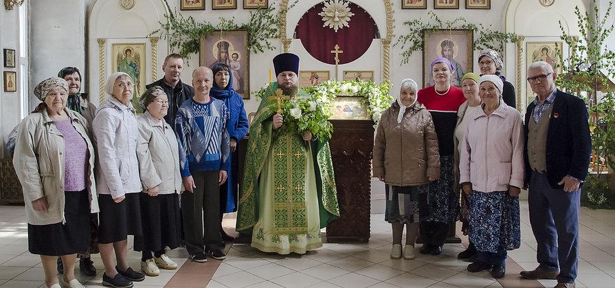 Вятская православная община глухих и слабослышащих во имя святой царицы Елены