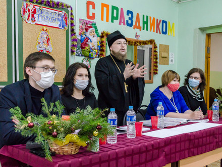 В школе-интернате для обучающихся с ОВЗ г. Кирова завершились курсы жестового языка.