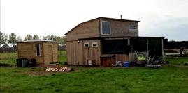 Het huisje van Bjorn, Janneke en de kids