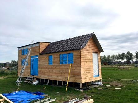 Tiny House van Gerard en Susanne