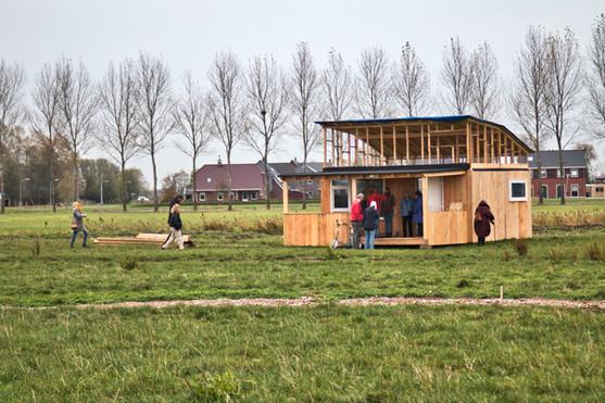 Het huis van Bjorn en Janneke