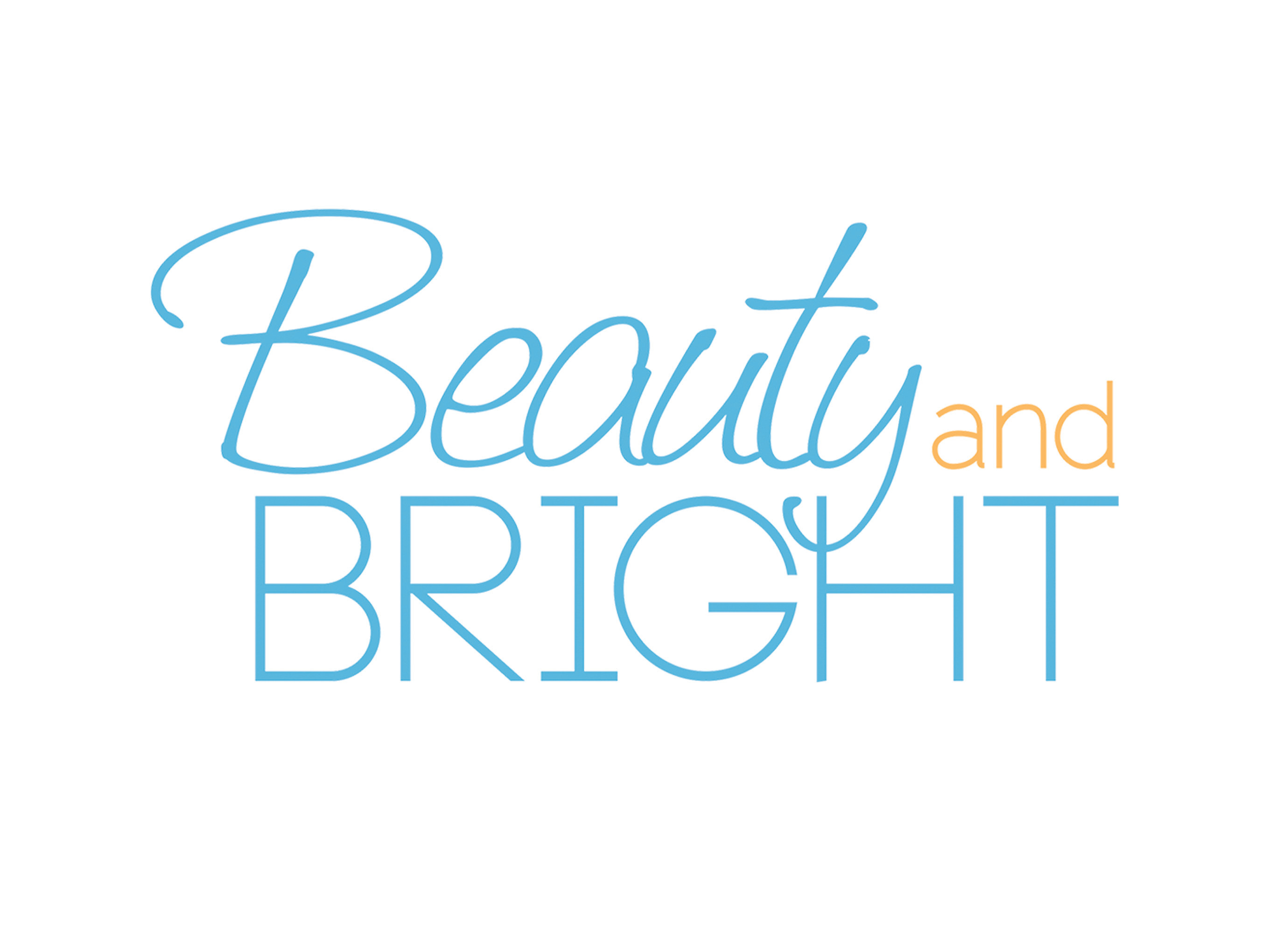 01. BEAUTY AND BRIGHT
