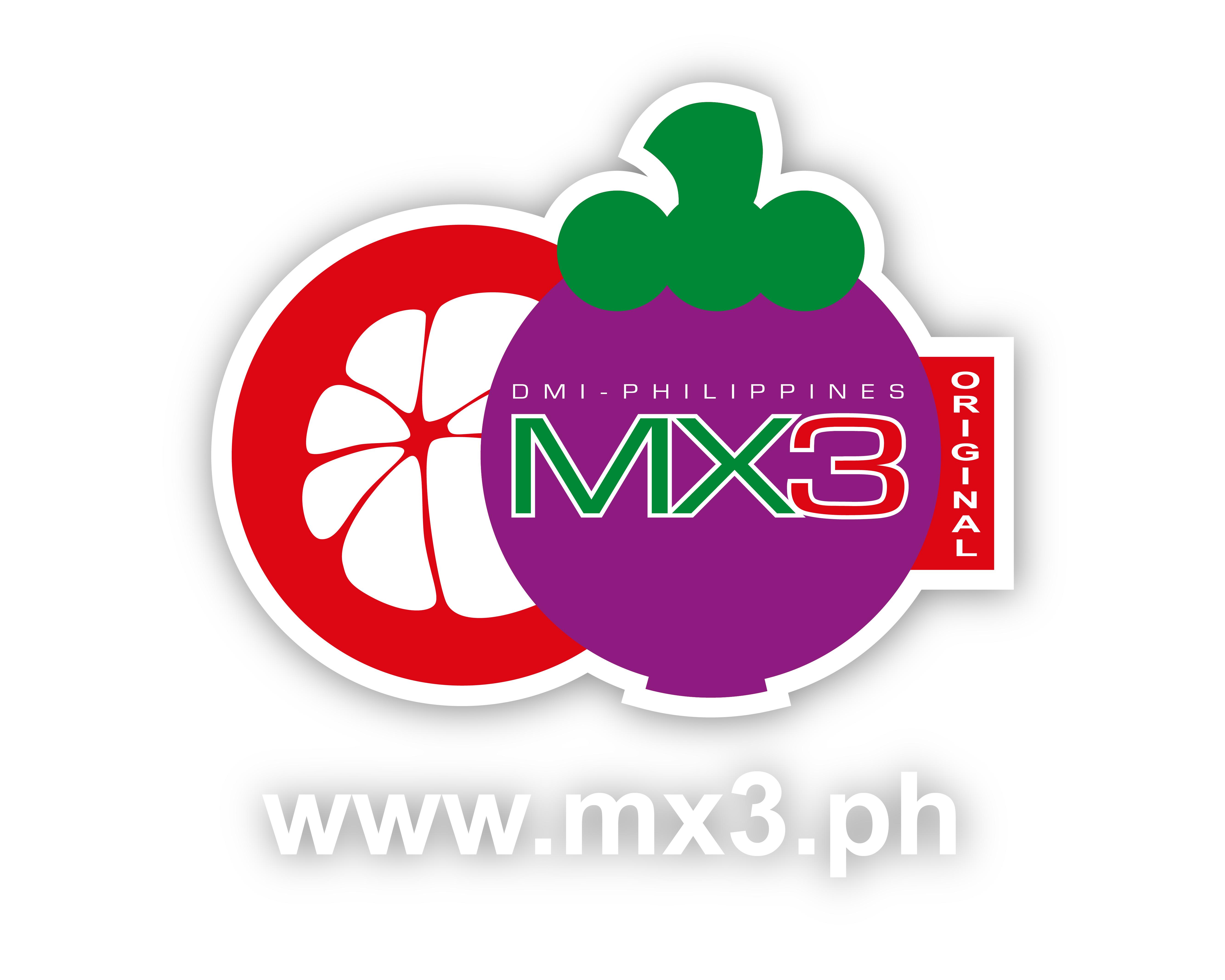 MX3 Logo