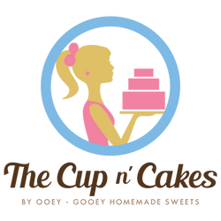 The Cup n Cakes Logo PNG 2