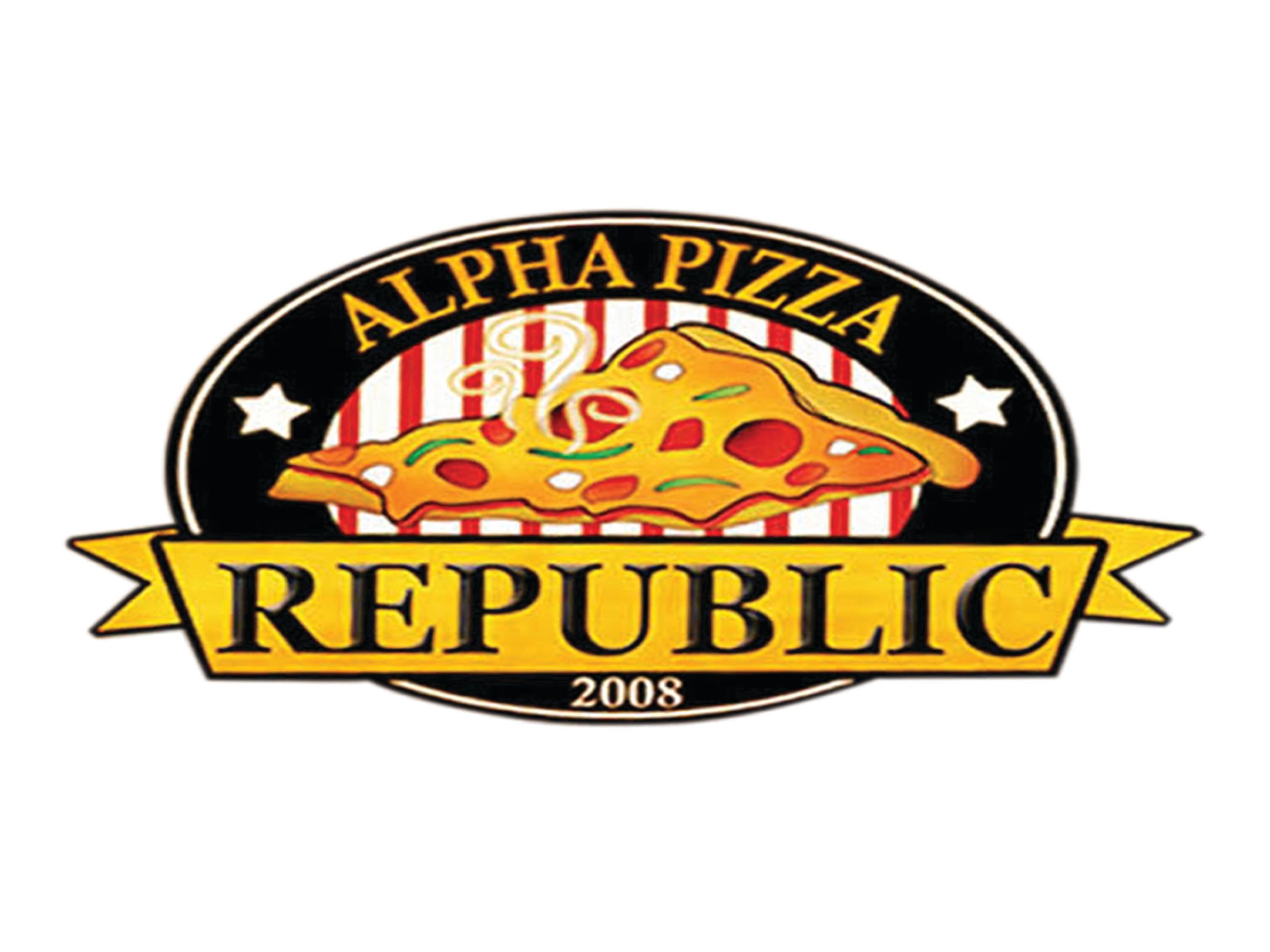 01. ALPHA PIZZA REPUBLIC