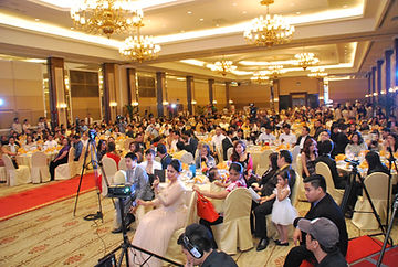 Golden Globe Annual Awards @ Manila Hotel