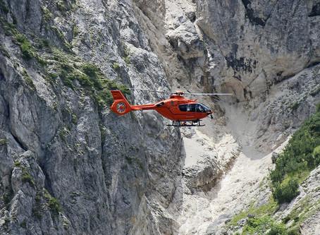 🚨06.06.2020: Wanderer stürzt in der Speik über Steilhang ab und kugelt sich die Schulter aus