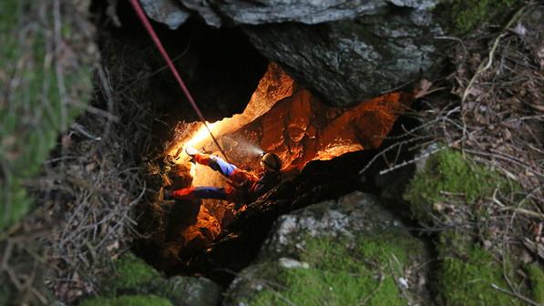 🚨11.08.20: Bergwacht-Höhlenretter suchten Höhlen/Schächte am Müllnerhörndl u.Bürgermeisterhöhe ab