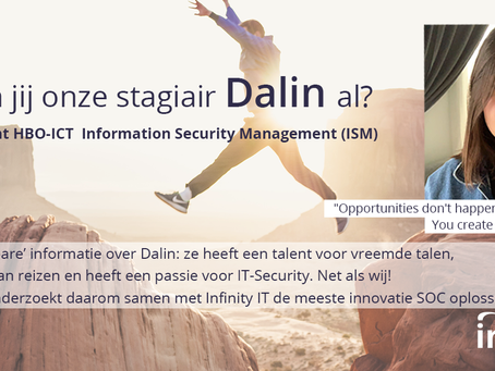 Meet The Intern - Dalin Alskaf