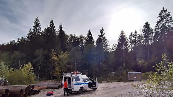 🚨20.10.2020: Bergwacht bei Einsätzen am Teisenberg u.a. Staufeneck gefordert
