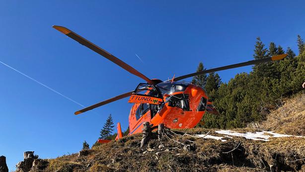 🚨25.02.2021 Weitere Erschöpfte und Verletzte am Signalkopf und auf der Reiter Alpe