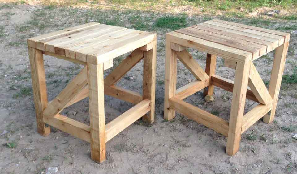 Off Cut Wash Tables