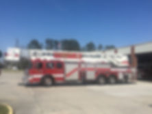 New ladder truck