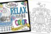 Relax, Unwind and Color - NEW