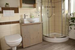 Dusche  Zimmer _Weiß_