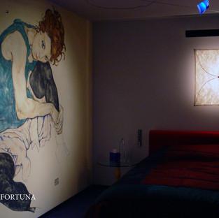 роспись спальни набросок Шиле.jpg