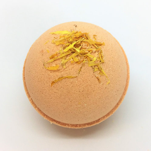Orange Citrus Bath Bomb