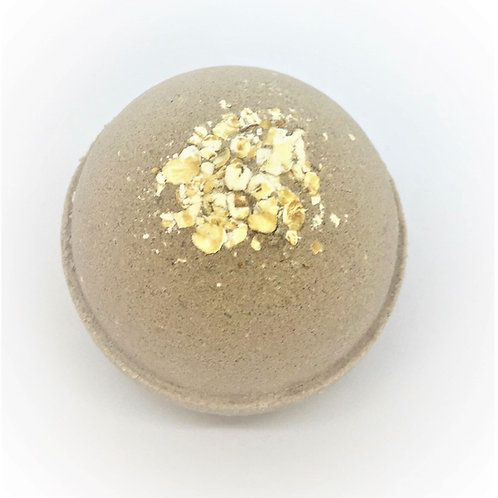 Cocoa, Honey & Oats Bath Bomb