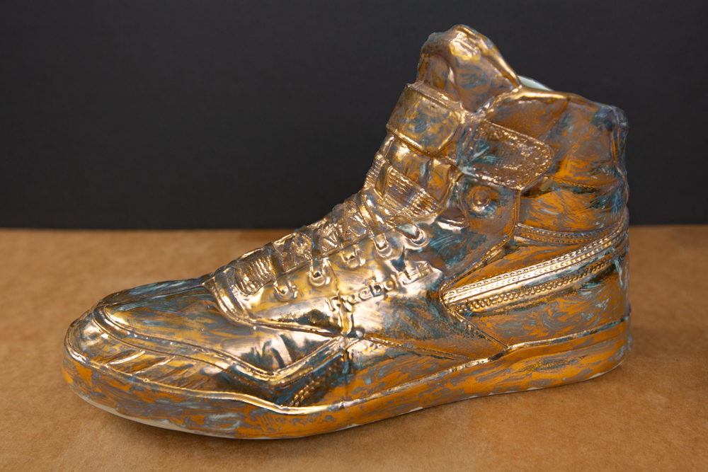 High Top Luster - Warm Gold