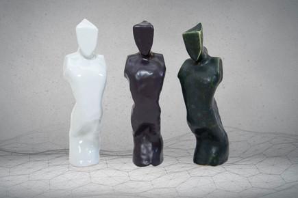 Delicate Balance Figurines