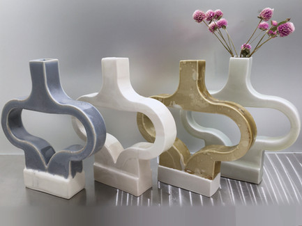 Heart Full Vase Set