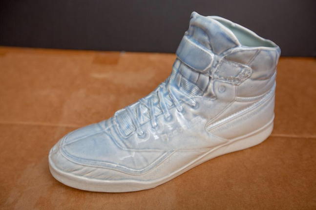 High Top Ceramic - Ying Ching Ombré