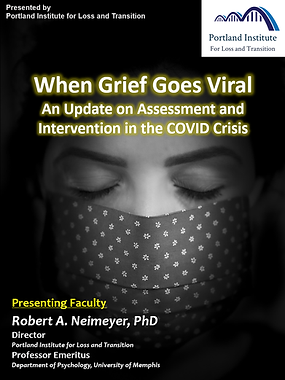 Poster - When Grief Goes Viral (2021).pn