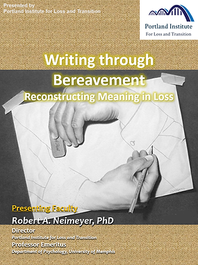 Poster - Writing thru Bereavement.png