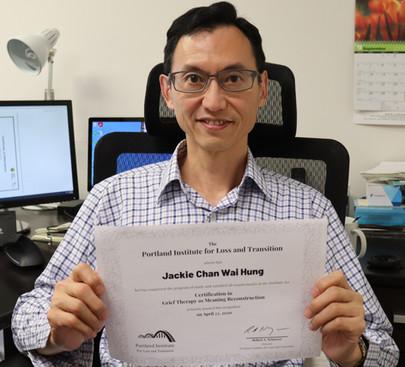 Jackie Chan WH, Australia