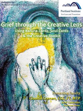 Poster - Grief thru Creative Lens.png