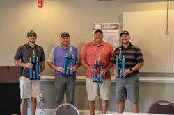 2018 Golf Tournament WINNERS!