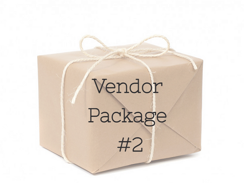 Vendor Package #2