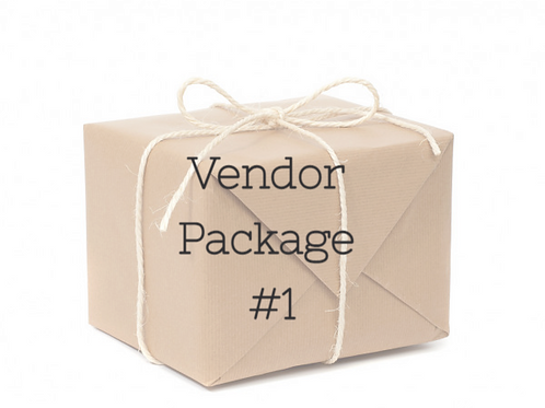 Vendor Package #1