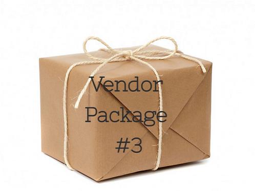 Vendor Package #3