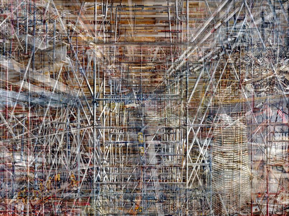 Shai Kremer - Concrete Abstract